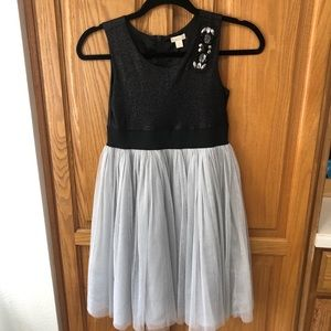 Girls fancy dress size 10